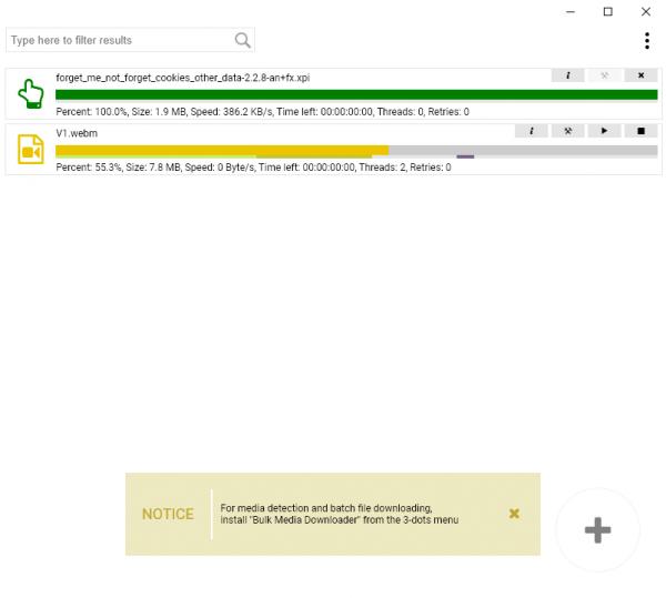 Turbo Download Manager: tải file nhanh hơn trên Chrome