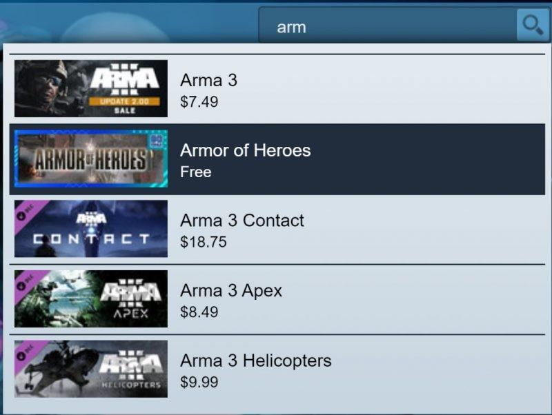 Đang miễn phí game Armor of Heroes