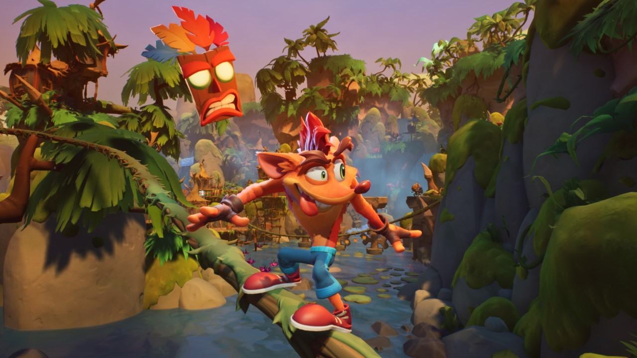Đánh giá Crash Bandicoot 4: It's About Time