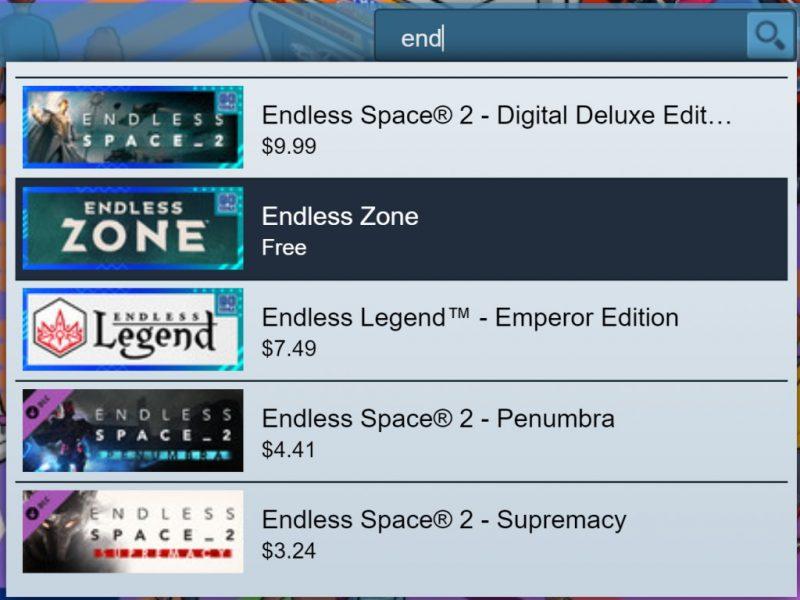 Đang miễn phí game Endless Zone
