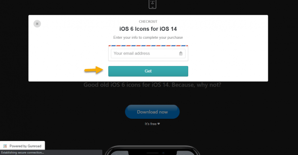 Bring iOS 6 interface to iOS 14 devices 3