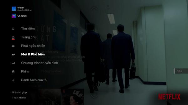 Những mẹo chọn phim Netflix trên tivi 1