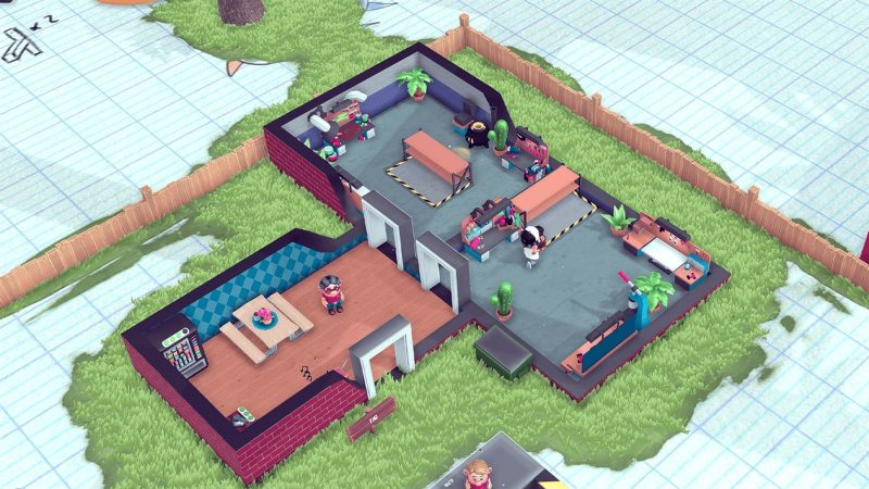 Đánh giá game Little Big Workshop (console)