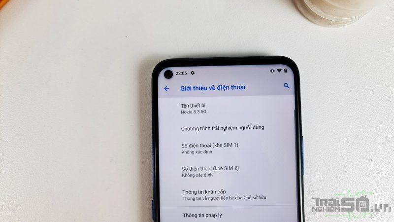 Trên tay Nokia 8.3 5G tại Việt Nam