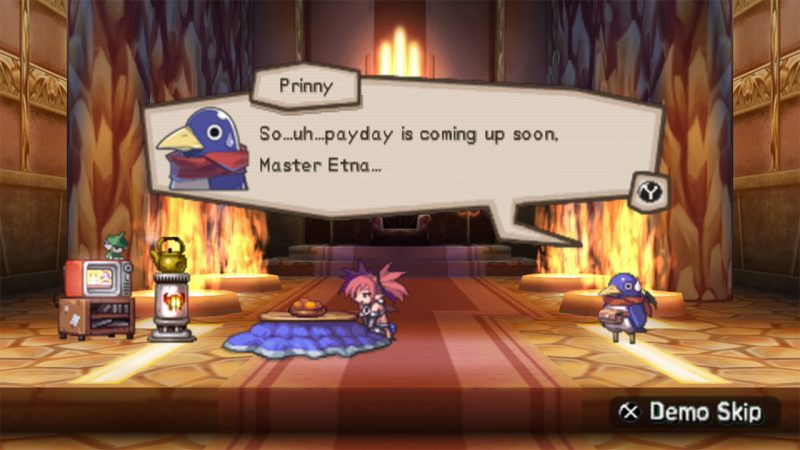 Đánh giá game Prinny 1•2: Exploded and Reloaded