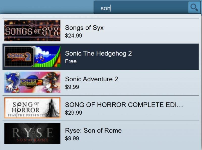 Đang miễn phí game đi cảnh kinh điển Sonic the Hedgehog 2