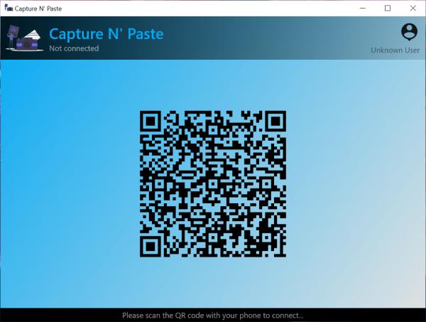 Chụp ảnh trên Android và dán cực nhanh vào máy tính Windows 10 1