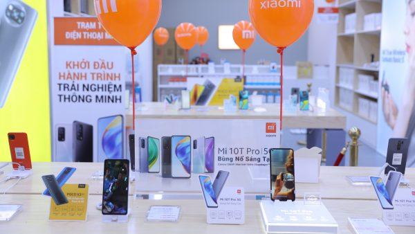 Xiaomi khai trương cửa hàng Mi Store ủy quyền tại Hà Nội