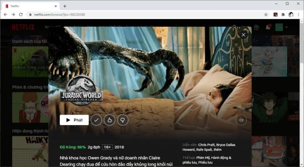 Netflix Navigator: Duyệt phim trên Netflix thích hơn nhiều 1