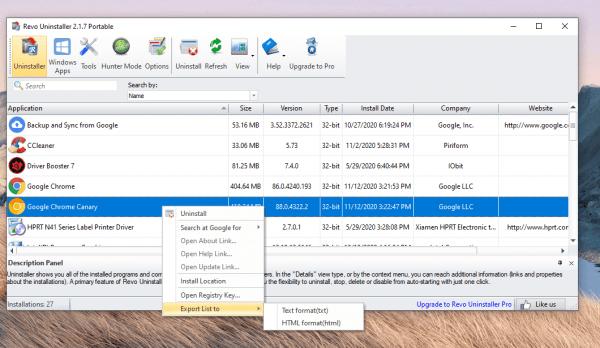 Revo Uninstaller Free: gỡ bỏ ứng dụng UWP hệ thống trên Windows 10 1