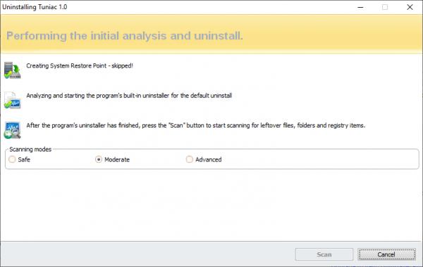 Revo Uninstaller Free: gỡ bỏ ứng dụng UWP hệ thống trên Windows 10 3