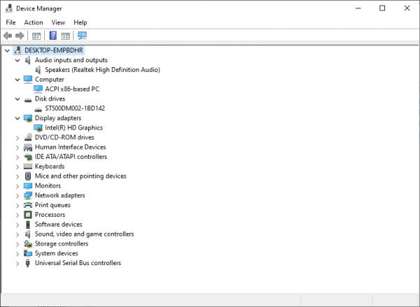 Speccy: Xem thông tin phần cứng máy tính Windows chi tiết 1