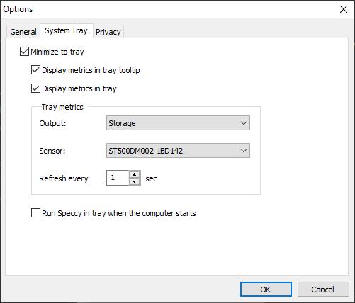 Speccy: Xem thông tin phần cứng máy tính Windows chi tiết 6