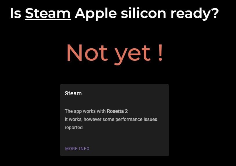 Cách tra cứu ứng dụng và trò chơi chạy được trên chip Apple M1 2