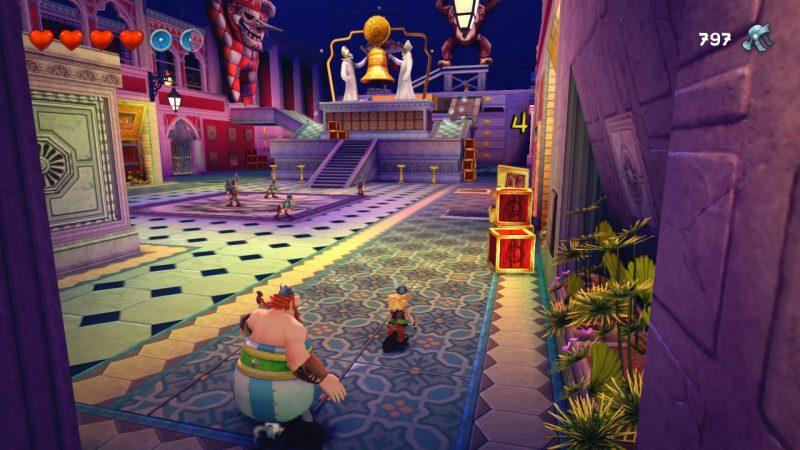 Đánh giá game Asterix & Obelix XXL 2