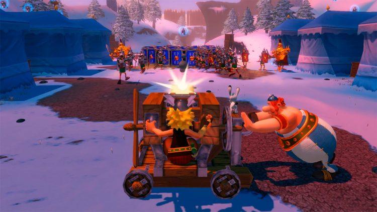 Đánh giá Asterix & Obelix XXL: Romastered