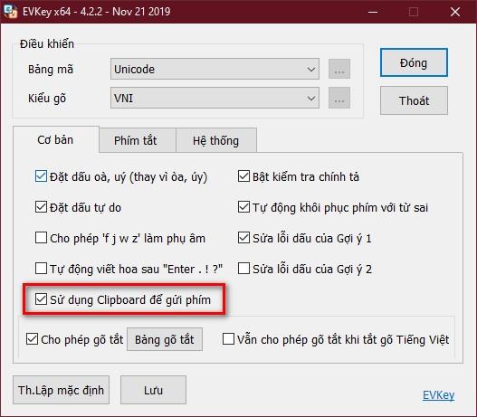 Cách sửa lỗi gõ tiếng Việt trong OneNote