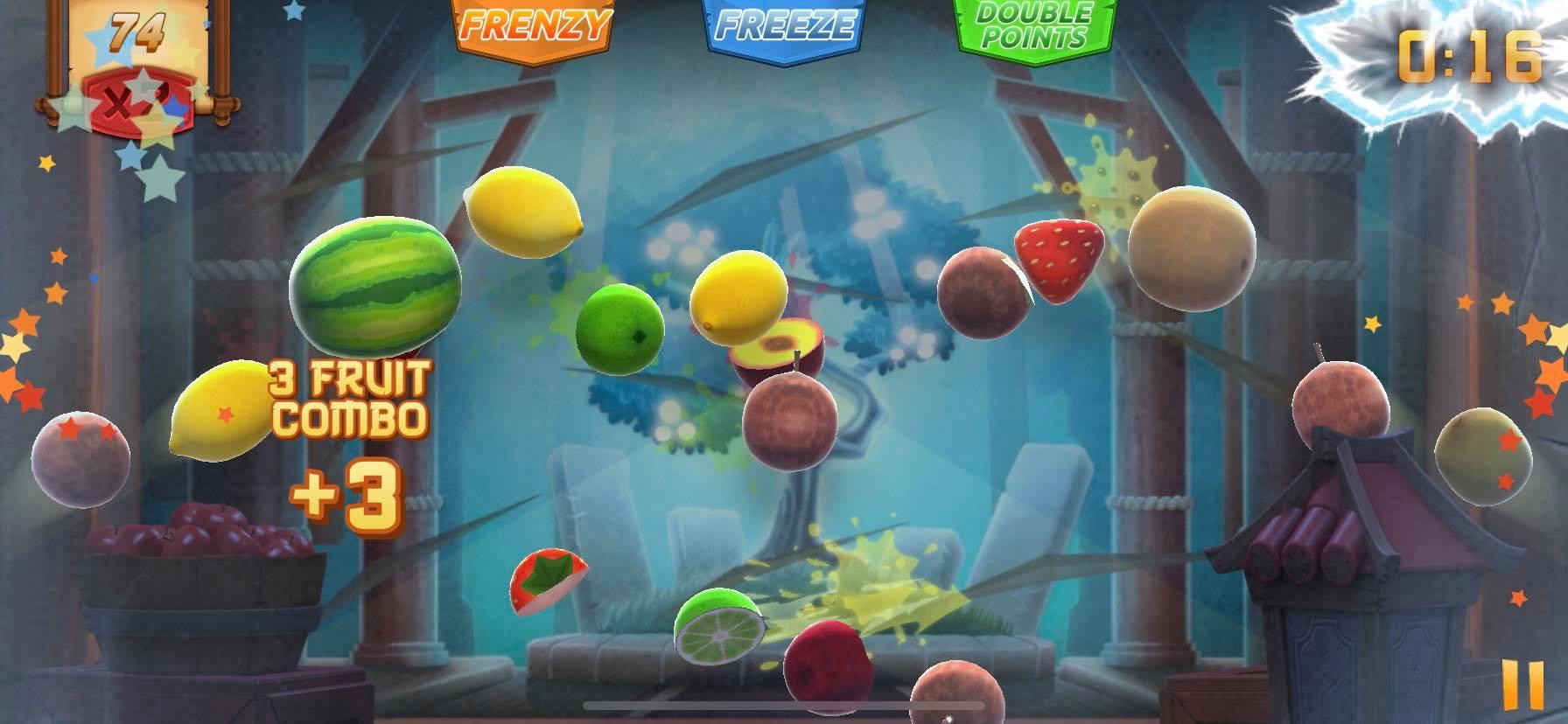 Ngập tràn trái cây trong Fruit Ninja 2