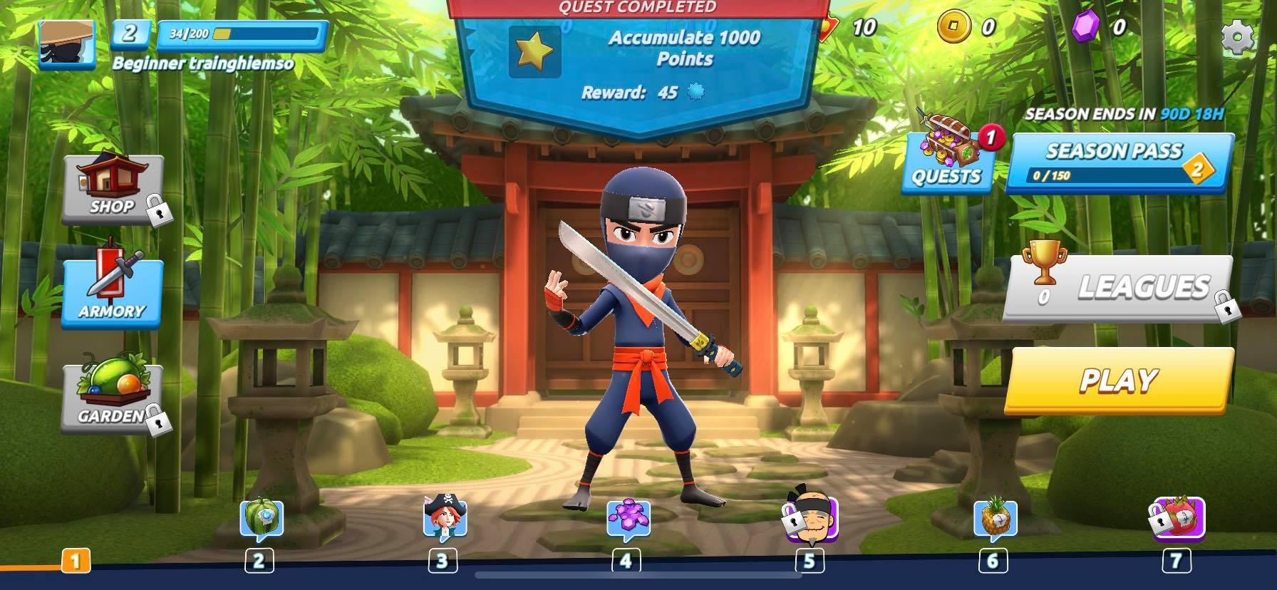 """Fruit Ninja 2: Huyền thoại """"chém trái cây"""" trở lại sau 10 năm"""