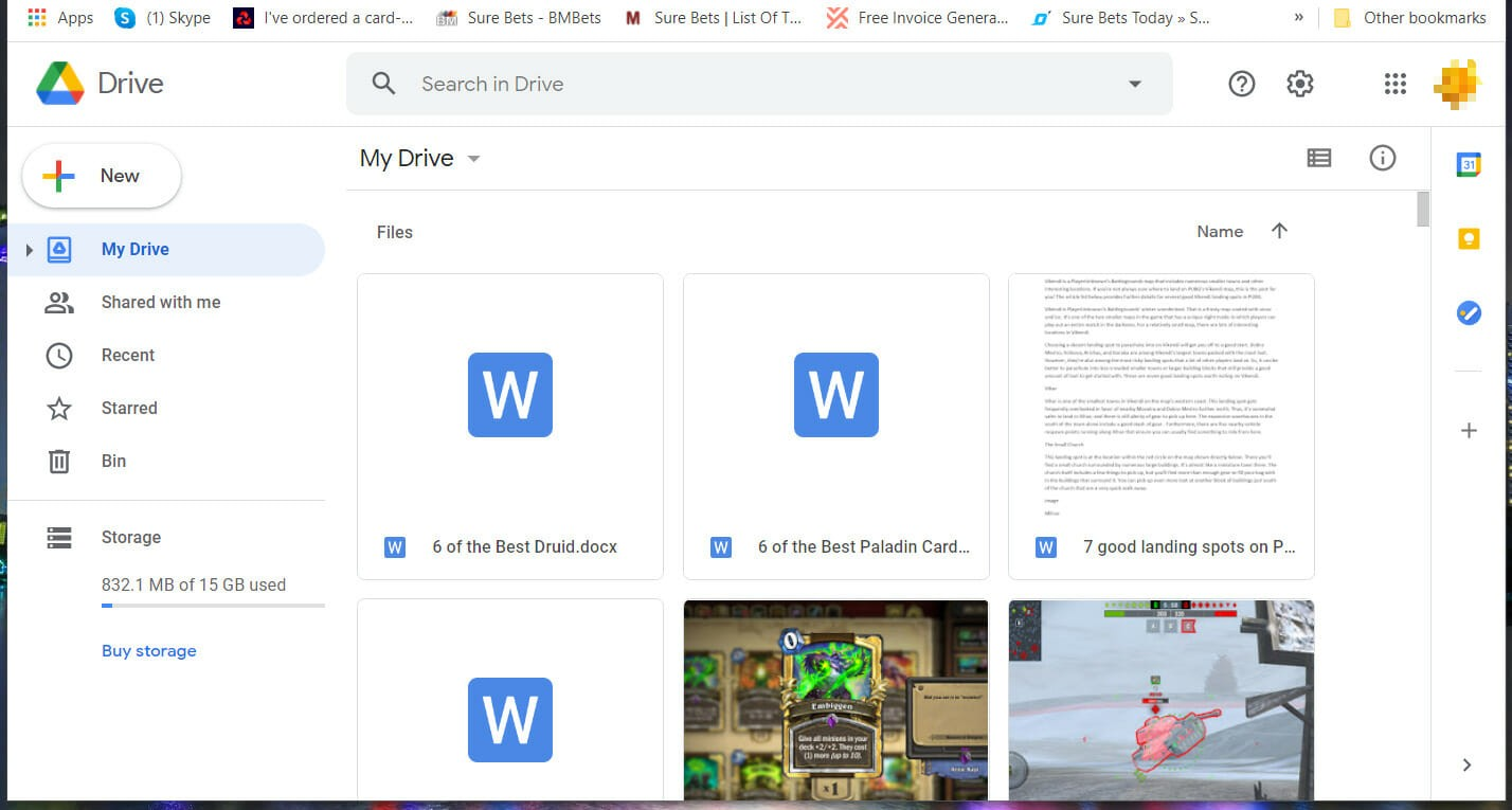 Cách tìm lại tập tin bị mất trong bộ nhớ dùng chung của Google Drive 1