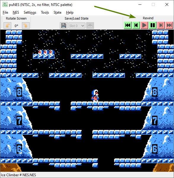 puNES: giả lập NES mã nguồn mở gọn nhẹ 2