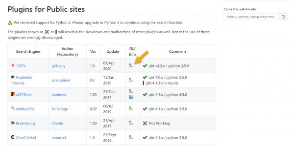 qBittorrent: Công cụ tải torrent, tạo torrent, theo dõi tin tức RSS,… 6