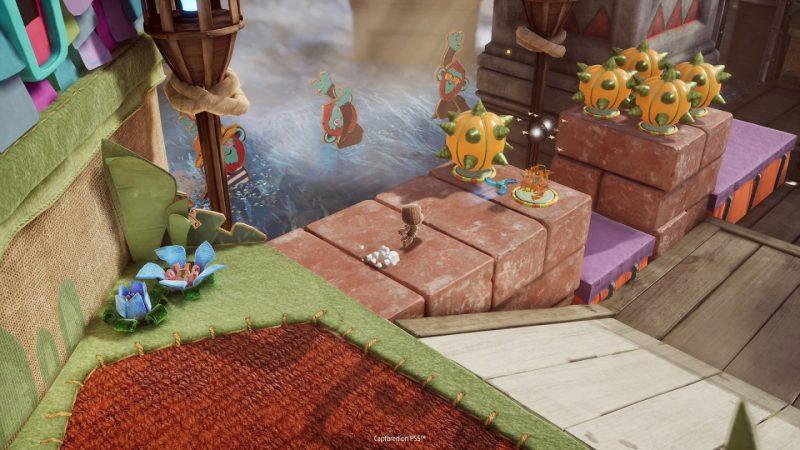 Đánh giá game Sackboy: A Big Adventure