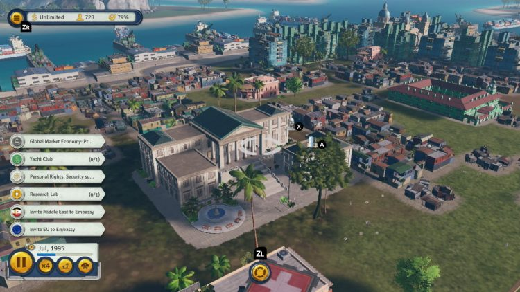 Đánh giá Tropico 6 - Nintendo Switch Edition