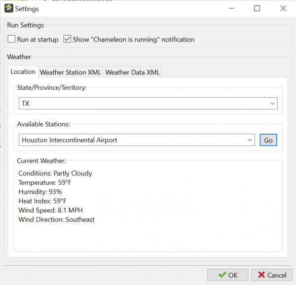 Thay đổi hình nền desktop Windows theo thời tiết, thời lượng pin,...