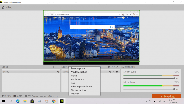 Client for Streaming PRO: livestream lên YouTube, Twitch,... 4