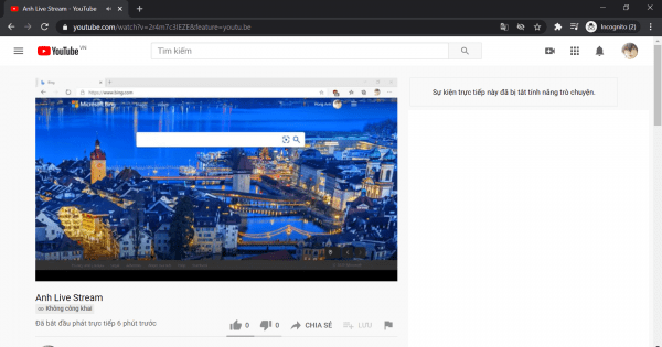 Client for Streaming PRO: livestream lên YouTube, Twitch,... 5