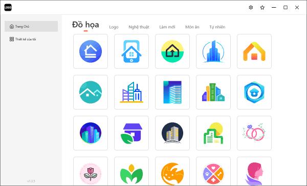 Dùng Logo+ thiết kế logo cực dễ dàng trên Windows 10 1