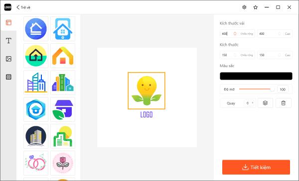 Dùng Logo+ thiết kế logo cực dễ dàng trên Windows 10 2