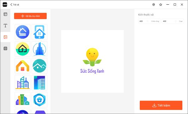 Dùng Logo+ thiết kế logo cực dễ dàng trên Windows 10 5