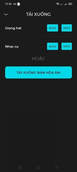 Moises: Ứng dụng tách giọng hát và nhạc cụ tự động bằng AI 5