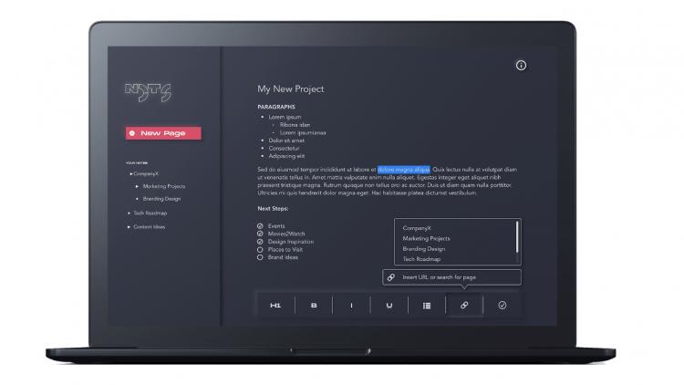 Nots: phần mềm ghi chú cho nhiều hệ điều hành 13