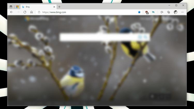 Cách làm mờ nhanh màn hình trang web trên Chrome, Microsoft Edge 5