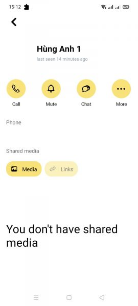 Tawasal SuperApp: Ứng dụng chat tuyệt vời như Facebook Messenger 5