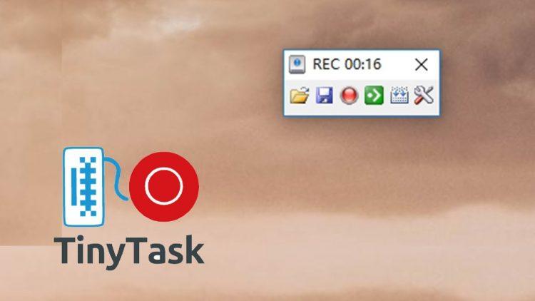 TinyTask: cách lặp lại thao tác trên Windows 22