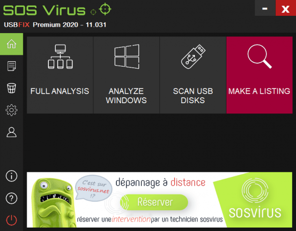 UsbFix 2020: Quét, diệt virus cực nhanh cho USB, máy tính 2