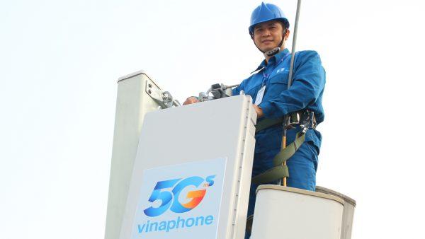VinaPhone phát sóng 5G tại Thành phố Thủ Đức 1