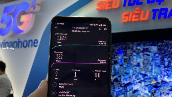Làm sao để trải nghiệm VinaPhone 5G? 2