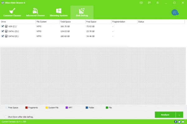 Wise Disk Cleaner: Dọn dẹp nhanh file rác, cookie trình duyệt,... chỉ 1 click chuột 6