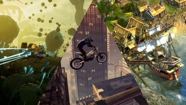 Đang miễn phí 3 game Anno 1701 History Edition, Trials Rising và Starlink: Battle for Atlas chỉ 24 tiếng