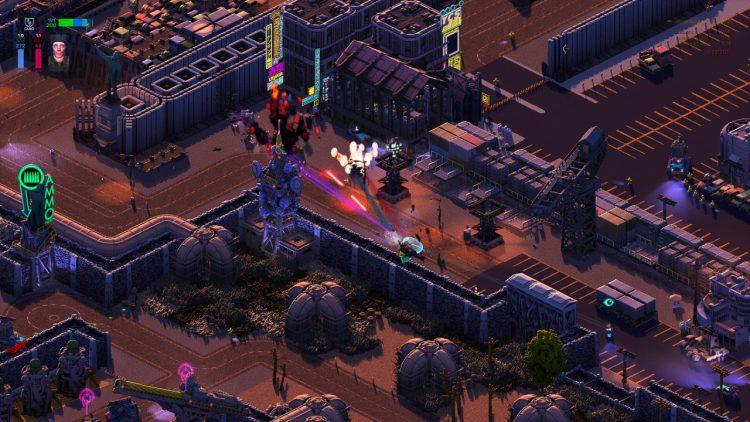 Đang miễn phí game Brigador: Up-Armored Deluxe cực hay