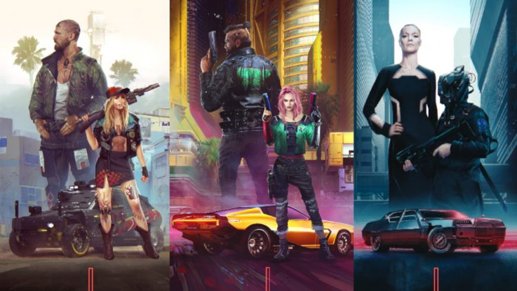 Kinh nghiệm chơi game Cyberpunk 2077: lựa chọn 'lifepath'