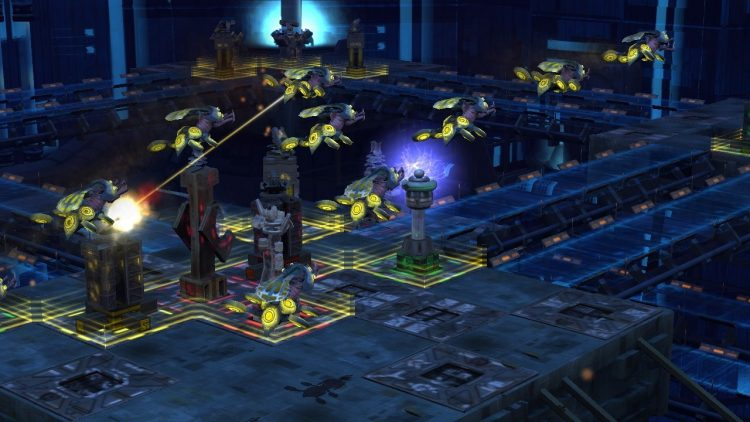 Đang miễn phí game Defense Grid: The Awakening chỉ 24 tiếng