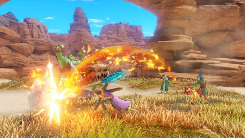 Đánh giá game Dragon Quest XI S: Echoes of an Elusive Age - Definitive Edition