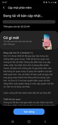 OneUI 3.0