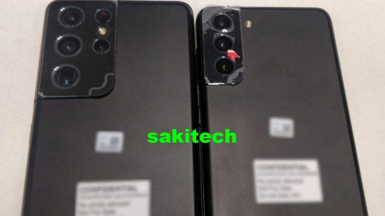 Samsung Galaxy S21 Ultra lộ ảnh thực tế 5